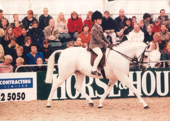 Wembley, Horse of the Year show