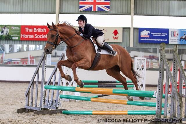 jumping wellington