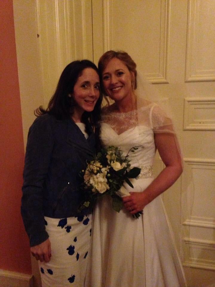 bride, wedding, friendship