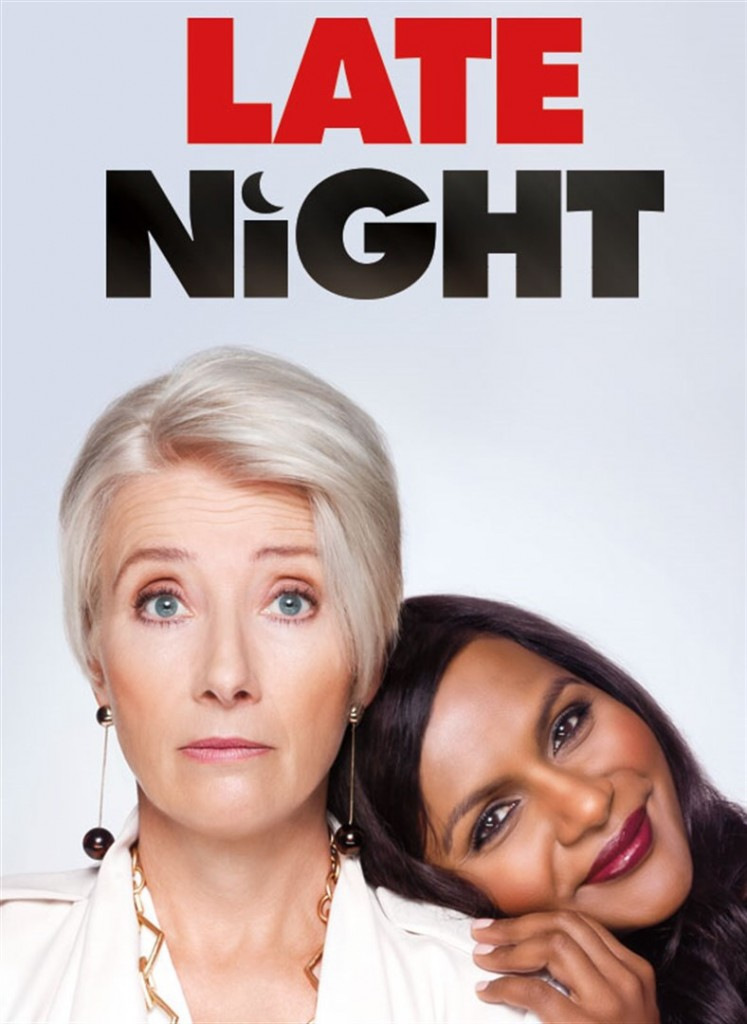 Late Night with Emma Thompson film